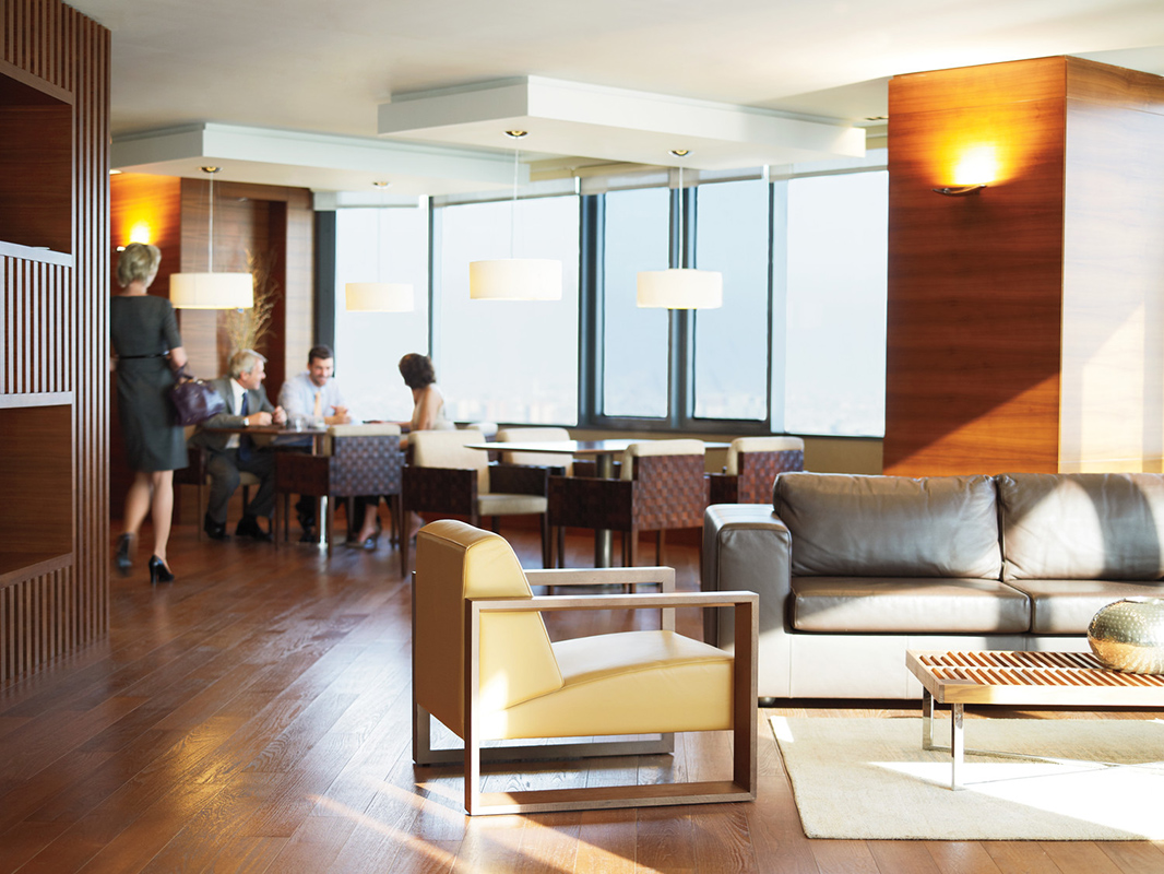 Feel Like A Star With The Advantages Of Sheraton Lounge